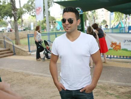 הראל מויאל אבא באירוע מטרנה (צילום: שוקה כהן)