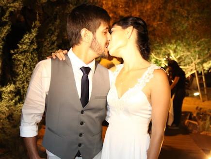ורד פלדמן מתחתנת (צילום: אלעד דיין)