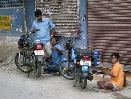 תיקון אופנועים