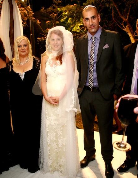 חתונה קובי מימון (צילום: קובי בכר)
