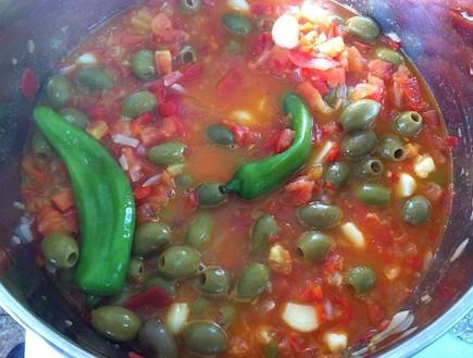 תבשיל קציצות וזיתים - מתבשל (צילום: אלקנה ביטון)