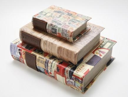 שבוע הספר-קופסאות איחסון בצורת ספרים להשיג בנגב מחיר 389שח