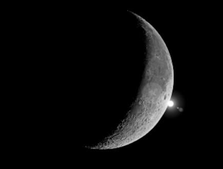 ליקוי ירח (צילום: Eerik, Istock)