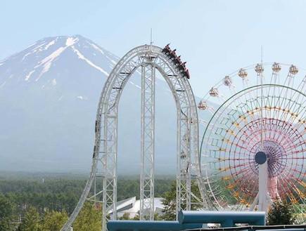 פארק פוג'י קיו (צילום: האתר הרשמי)