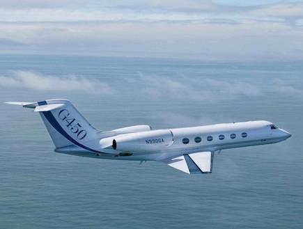 מטוס סילון  (צילום: האתר הרשמי)