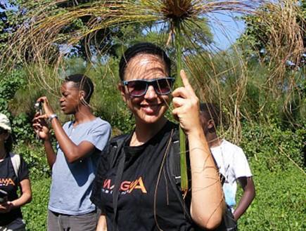 תמר שנבל באוגנדה - מגמה צ'אלנג'