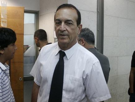 אלי כהן, עורך הדין של תומר סיני (שרון קביליו) (צילום: מערכת ONE)