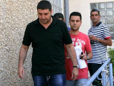 יובל נעים. שוחרר למעצר בית עד יום שני (יניב גונן) (צילום: מערכת ONE)