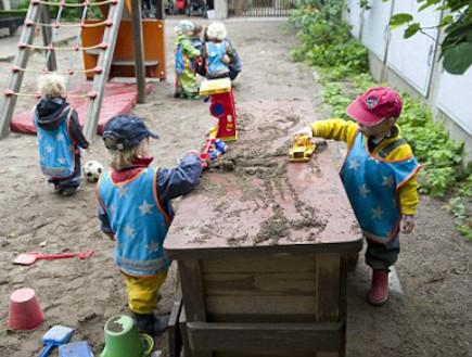 גן ללא מגדר 2 (צילום: MailOnline)