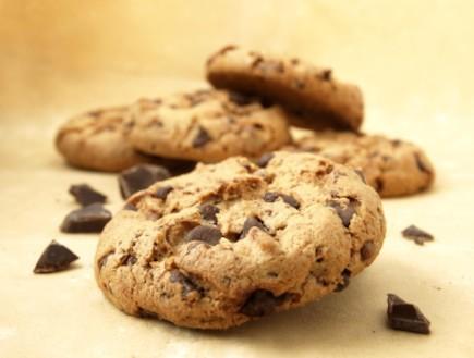 עוגיות שוקולד צ'יפס (צילום: istockphoto)