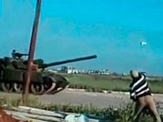 צבא סוריה נסוג שבוע לפני החלת תכניתו של אנאן