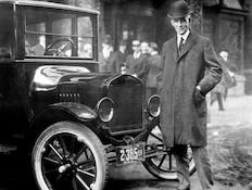 תעשיית הרכב האמריקאית (צילום: יצרן )