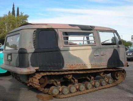 פולקסווגן אוטובוס-טנק (צילום: האתר הרשמי)