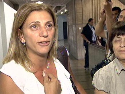 סמדי מנצור אחות של אלי אפרגן (צילום: חדשות 2)