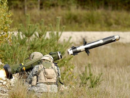 FGM-148 Javelin נט (צילום: צבא ארצות הברית, ויקיפדיה)