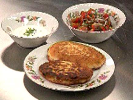 האודישן של אליסה: דרינקי ממולאים בבשר (תמונת AVI: mako)