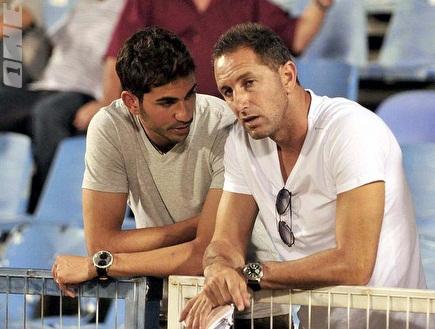 במועדון מקווים כי עזריאל יעזוב לחיפה (אלעד ירקון) (צילום: מערכת ONE)
