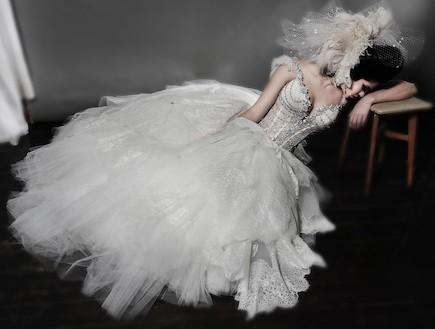 קולקציית שמלות הכלה של פנינה טורנה 2011 (יח``צ: איתן טל,  יחסי ציבור )