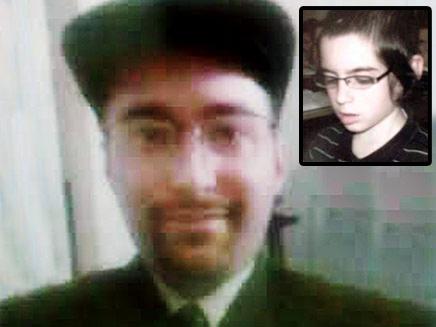 הרוצח של לייבי בן ה-9 (צילום: חדשות 2, משטרת ניו יורק)