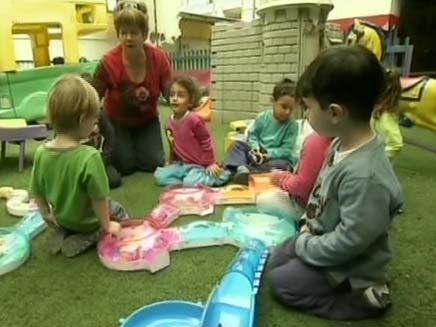 ילדי הגן ילמדו בעל פה את ההמנון (צילום: חדשות 2)
