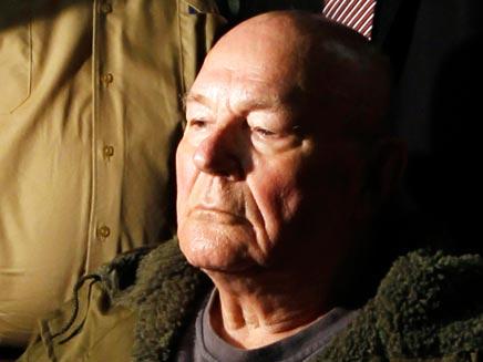 ג'ון דמיאניוק, לאחר מתן גזר דינו (צילום: AP)