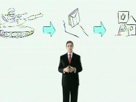 סרטון הסברה ישראלי (צילום: חדשות 2)