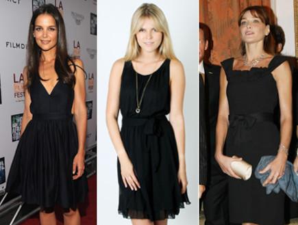 שמלות שחורות קטנות