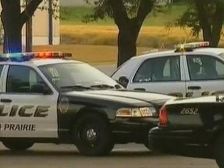 זירת הרצח בטקסס
