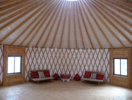 אוהל גני חוגה - אוהלים בארץ