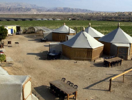 אוהלים פאטה מורגנה - אוהלים בארץ