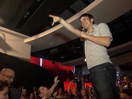 יוני בלוך (צילום: חדשות 2)