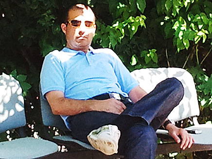 פרנסואה אבוטבול. חוסל ביריות (צילום: עזרי עמרם, חדשות 2)