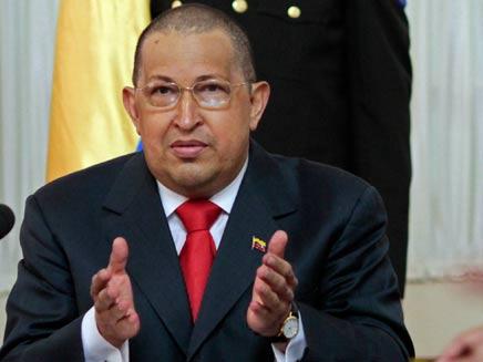 צ'אבס החולה ב-2011 (צילום: AP)