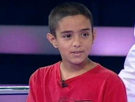 ילד המהפכה נגד מאה (תמונת AVI: mako)