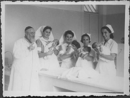 """תינוקייה - בית חולים """"ליס"""" ליולדות (צילום: בית חולים """"ליס"""" ליולדות)"""