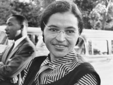 רוזה פארקס - מהפכניות בהיסטוריה