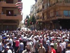 5000 איש נמלטים מסוריה מדי יום. ארכיון