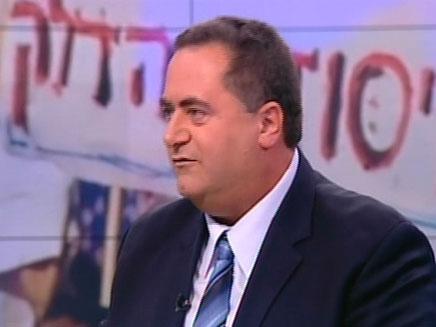 שר התחבורה ישראל כץ (צילום: חדשות 2)