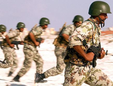 חיילים מצרים (צילום: ויקיפדיה)