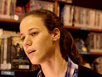 רונה קינן ממליצה באוזן השלישית (רועי ברגר) (תמונת AVI: mako)