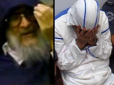 דאהן מואשם ברצח הרב. ארכיון (צילום: כיכר השבת / חדשות 2)