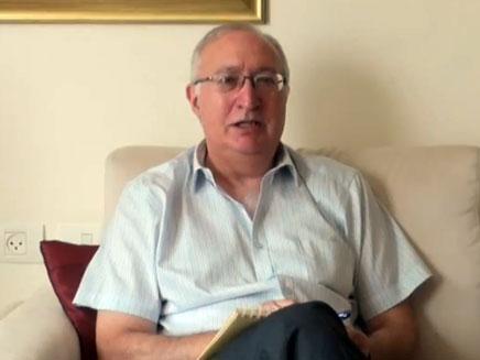 פרופ' מנואל טרכטנברג (צילום: יוטיוב)