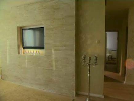 קיר הקרמיקה (תמונת AVI: mako)