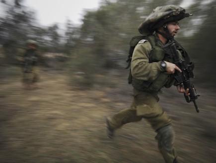 """הנח""""ל החרדי  (צילום: עמותת נצח יהודה)"""