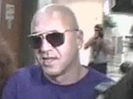 גל אוחובסקי בבית המשפט, הבוקר (צילום: חדשות 2)