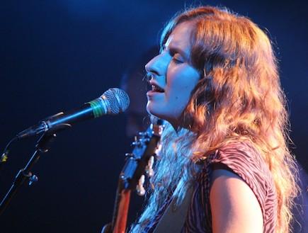 מאיה איזקוביץ הופעה (צילום: דרור נחום)