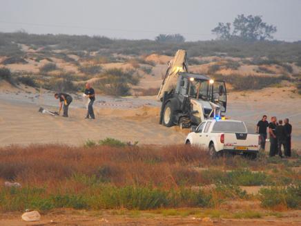 רקטה התפוצצה סמוך לאשדוד. ארכיון (צילום: עופר אשטוקר)