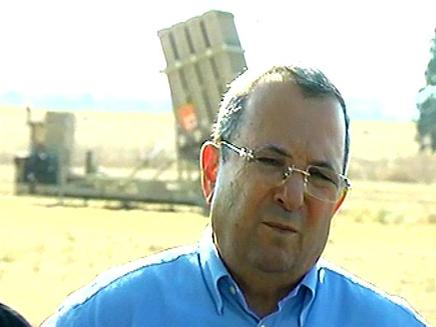 """נתניהו ושטייניץ נגד ברק וצה""""ל (צילום: חדשות 2)"""