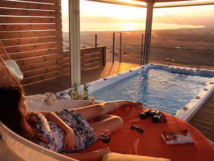 צוק גמלא (צילום: האתר הרשמי)