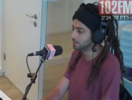 עידן רייכל, סלוצקי ודומינגז, רדיו תל אביב (וידאו WMV: mako)